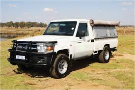 toyota cab land cruiser 4x4 hire toyota landcruiser equipped south africa rental in