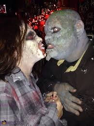 Baby Alive Halloween Costumes Zombie Couple Baby Halloween Costume Photo 3 4