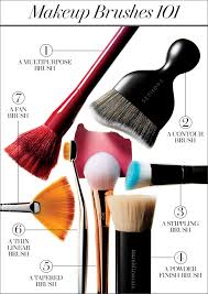7 makeup brushes you didn u0027t know you needed glamour