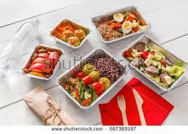 healthy restaurant food chef prepared diet stock photo 573598270