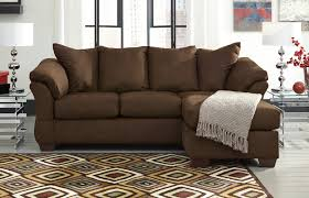 ashley darcy sofa with chaise 7500418 orange county ca