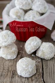 mom u0027s russian tea cakes crazy for crust