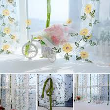 online shop flower vine tulle french window balcony lifting