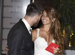 lyrica anderson wedding antonella roccuzzo and lionel messi at their wedding in argentina