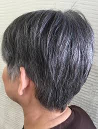 images of sallt and pepper hair 60 gorgeous hairstyles for gray hair