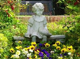 outdoor garden statues 1000 1000 ideas about garden statues on