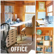 organized home office shabby chic style desc executive chair