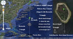 research bermuda paper triangle