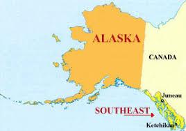 alaska on map ketchikan map the largest collection of ketchikan alaska maps