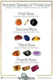 breastplate stones crystals in the bible custom healing bracelets