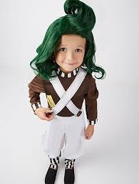 oompa loompa costume roald dahl oompa loompa fancy dress costume kids george