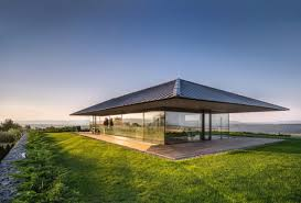 observation house u0027s open space offers a 360 degrees view and total