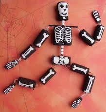 Wine Bottle Halloween Crafts by Of Dawn Crafts Halloween Craft Cork Skeleton