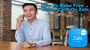 zalo apk guide free calls on zalo 1 0 apk for android aptoide