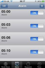 Iphone Alarm Meme - 28 types of people you see as the semester draws to a close