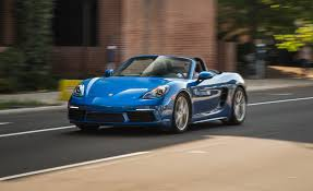 2017 porsche 718 boxster s long term test update review car
