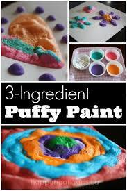 best 25 homemade puffy paint ideas on pinterest shaving cream