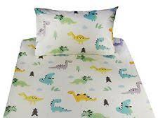 Dinosaur Bedding For Girls by Dinosaurs 100 Cotton Bedding Ebay