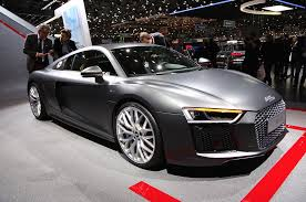 Audi R8 2016 - 2016 audi r8 doesn u0027t disappoint at the geneva motor show carponents