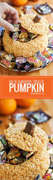 best 25 rice crispy pumpkins ideas on pinterest pumpkin rice