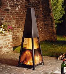 modern outdoor fireplaces u2013 the best outdoor decorations