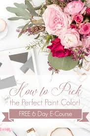 3 quick tips to pick the perfect paint color for your home