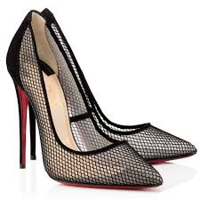 christian louboutin viennana 100mm suede ankle boots black