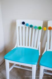 Teal Kitchen Chairs by My Name Is Snickerdoodle Kitchen Chair Refinish With Chalk Paint