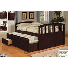 Beds With Drawers Captain U0027s Beds Mates Beds Bella Ii Captain Trundle Bed With