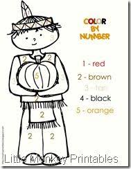 106 best preschool thanksgiving theme images on