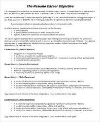 29 resume examples free u0026 premium templates