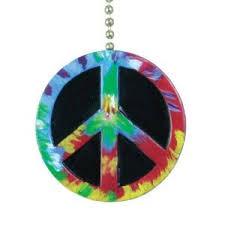 peace symbol ceiling fan light pull ceiling fan pull chain
