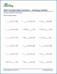 free 3 digit addition worksheets addition worksheets dynamically