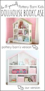 pottery barn dollhouse bookcase diy dollhouse bookcase tutorial for a pinterest