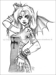 devil wings anime tattoo design tattooshunt com