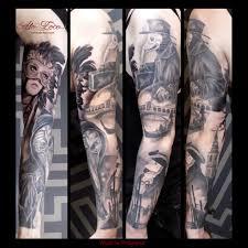 tattoo sleeve london danielhuscroft com