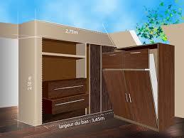 meuble chambre sur mesure dressing rangement sur mesure aménagement intérieur meubles elmo
