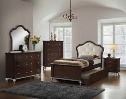 youth full bedroom sets allison youth 6 piece twin or full bedroom set gonzalez furniture