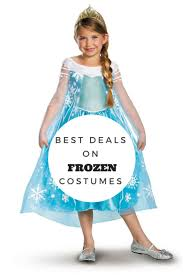 frozen costume deals on olaf and elsa frozen costumes for kids rookie