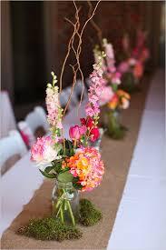 Rustic Mason Jar Centerpieces For Weddings by Best 25 Mason Jar Hydrangea Ideas On Pinterest Gold Glitter