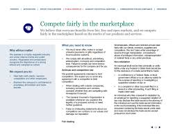 10 Vendor Non Compete Agreement A14cglobalcodeofconduct
