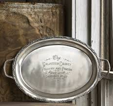 engraved tray galveston county engraved silver tray antique farmhouse