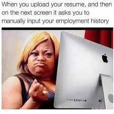 Upload Your Resume 11 Best Funny Resume Memes Images On Pinterest Resume Career