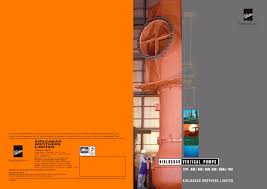 all kirloskar brothers ltd catalogues and technical brochures