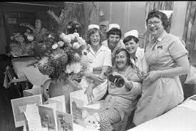 past times hinckley hospital celebrates 75th anniversary in 1975
