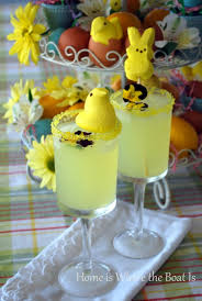 Easter Decorations With Food by 20 Easy Easter Cocktails Best Recipes For Spring Drinks