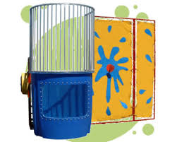 dunk booth rental dunk tank for rent in orlando