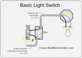 one way light one way switch wiring wiring diagram