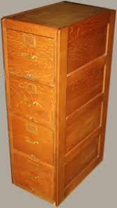 Oak Filing Cabinet Library Bureau Oak File Cabinet Jpg Merrill S Auction