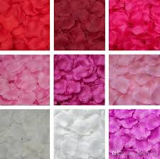 Indian Wedding Decorations Wholesale 52 Different Colorful Wedding Decoration Petals Petalos Rojos